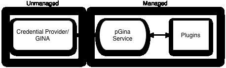 pGina components